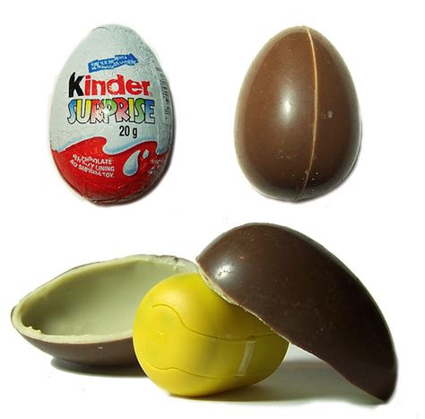 bring    fashioned kinder surprise eggs pah