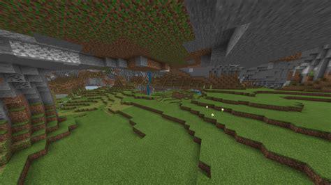 giant cave concept idea minecraft pe maps