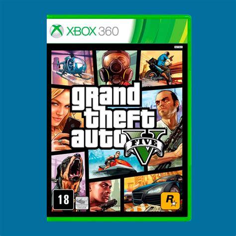 GTA V XBOX 360 TELECHARGER - Jocuricucaii