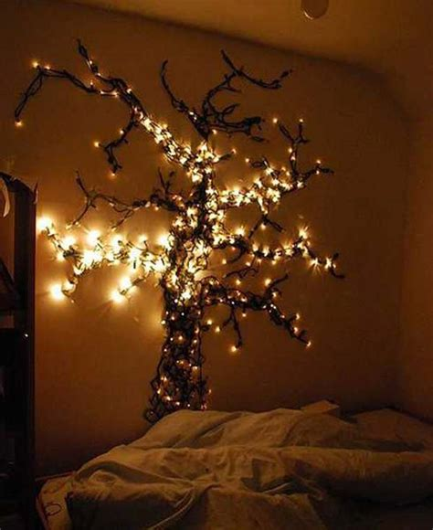 fantastic wall tree decorating ideas   inspire