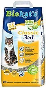 Litiere Chat Anti Odeur : biokat 39 s liti re pour chat classic 3 en 1 agglom rante et anti odeur ne colle pas 1 x 20 ~ Melissatoandfro.com Idées de Décoration