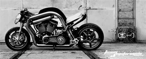 Fleet Street Motorcycle Is A Combination Of Super Bike