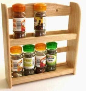 spice rack ebay