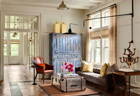 Armoire In Living Room Add Storage With An Armoire Town Country Living