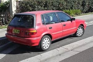 1990 Toyota Corolla Sr5