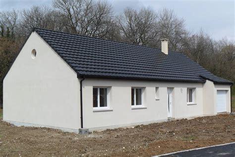 prix maison plain pied 3 chambres construction maison plain pied loélie construction