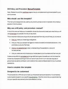Writing Policies And Procedures Template Business Policies And Procedures Template How To Write A Business Policy Ideas