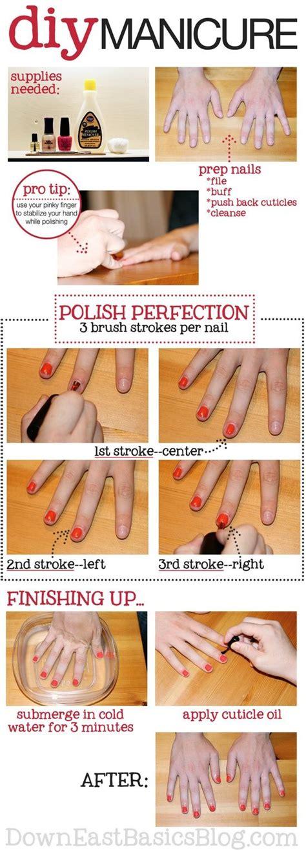 images  diy manicure  pinterest handmade