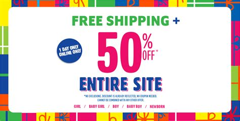 64299 Free Shipping Coupon Childrens Place by Free Printable Coupons Childrens Place Coupons