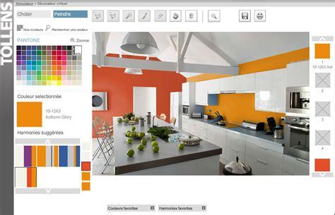 simulateur de peinture cuisine tollens simulateur peinture decoration interieure 3