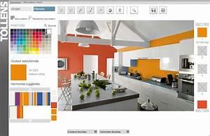 Simulateur Décoration Intérieur Gratuit : tollens simulateur peinture decoration interieure 3 ~ Melissatoandfro.com Idées de Décoration