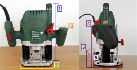 bosch pof 1400 ace my router detailed review with photos diy projects