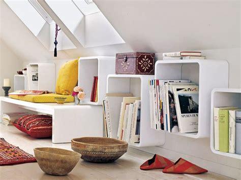 Wohnen Mit Dachschrägen  Das Neue Heim Inspirationen
