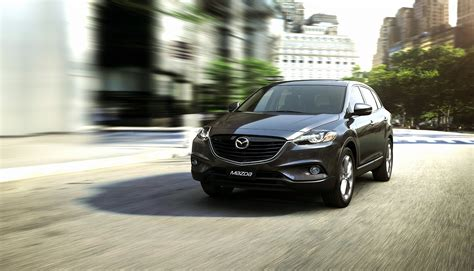Mazda Cx 9 Backgrounds by Report Next Mazda Cx 9 Will Get A Turbo Four In 2016
