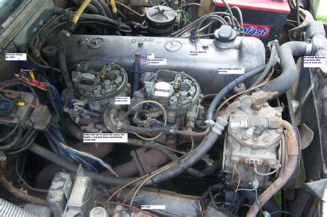 Mercede 220d Wiring Diagram by 1972 250c Restoration Project Page 2 Peachparts