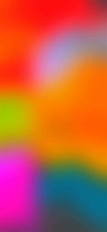 Iphone Gradient Colors Colorful Ombre Multicolored Screen
