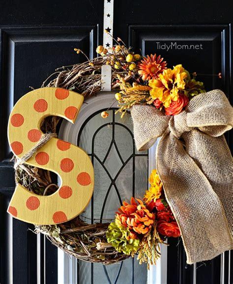 adorable diy fall wreath ideas style motivation