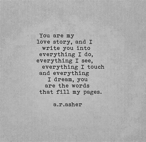 love story   write