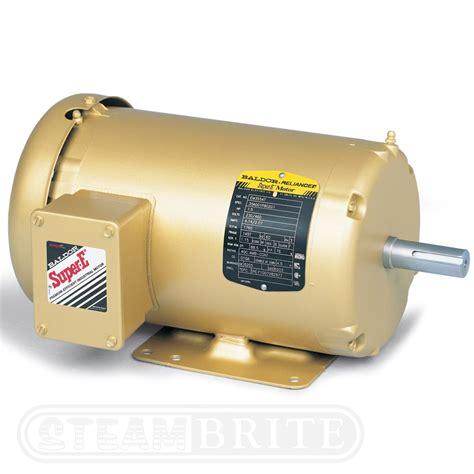 Baldor Motor Emt Triple Phase Rpm