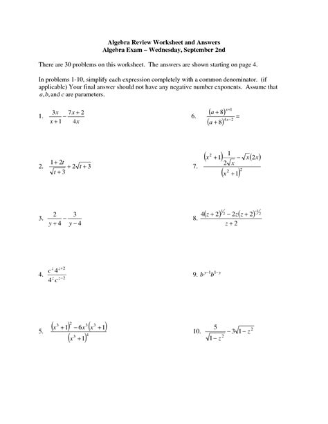 13 best images of did you hear about math worksheet answer key did you hear about math