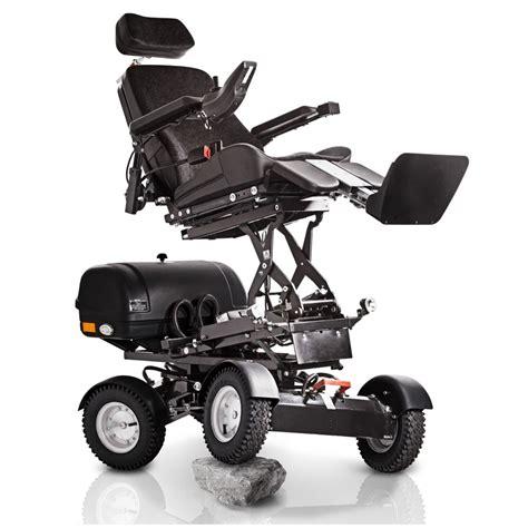 fauteuil roulant 233 lectrique chasswheel four x