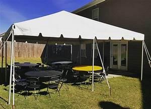 20x20 Frame Tent  Newnan  Carrollton  Sharpsburg Atlanta