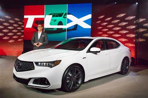 acura tlx   bolder sedan offers
