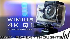 4k Action Cam Test : wimius 4k q1 action camera test footage review youtube ~ Jslefanu.com Haus und Dekorationen