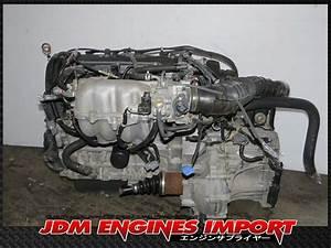 98 99 2000 2001 2002 Honda Accord 4 Cylinder 2 3 Sohc Vtec