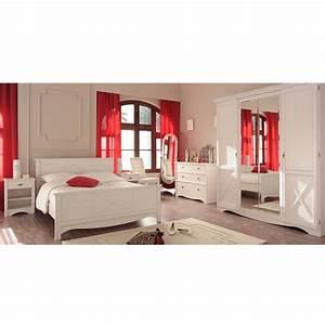 Chambre Complete Adulte : marine armoire 4 portes achat vente armoire de chambre ~ Carolinahurricanesstore.com Idées de Décoration