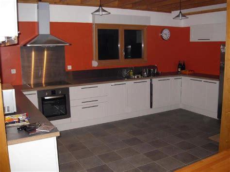 cuisine integre la cuisine intégrée du chalet vosges 88