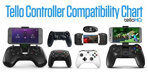 tello drone controller compatibility chart tello hq