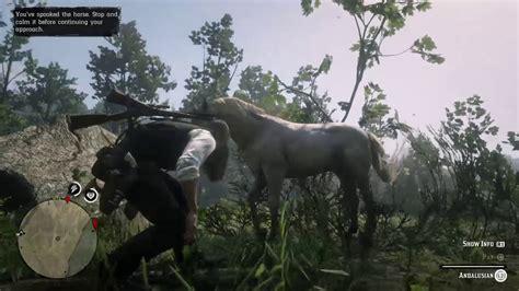 rdr2 andalusian roanoke ridge horse
