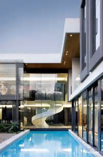 contemporary modern house sparkling glass house in johannesburg twinkles with glittering contemporary features