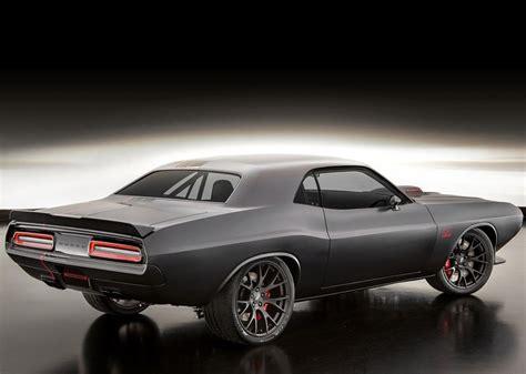 Dodge Challenger Concept by Dodge Challenger Concept Car Autos Gallery