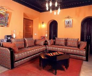 Decoration Triate Du Salon Beldi – Chaios
