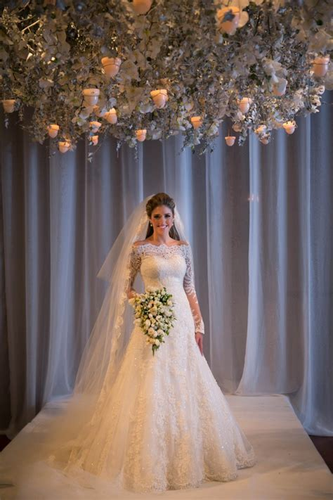 2019 Wedding Veil Lace Tulle Long Bridal Veil Match With
