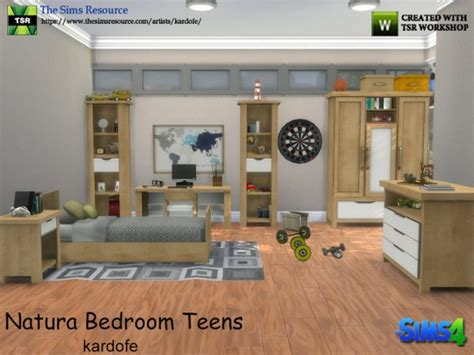 ideas to decorate a bedroom the sims resource natura bedroom teens by kardofe sims 18932 | 36