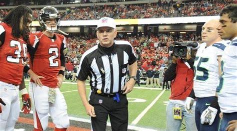 week  referee assignments football zebras