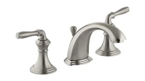 8 Widespread Sink Faucets by Kohler K 394 4 Bn Devonshire Widespread Lavatory Faucet