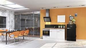 Küchen Günstig Mit Elektrogeräten : kleine k chenzeile mit elektroger ten ~ Bigdaddyawards.com Haus und Dekorationen