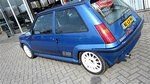 Renault 5 Gt Turbo  Home Made Exhaust