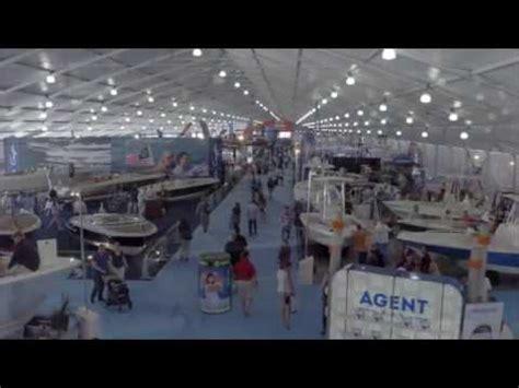 Miami International Boat Show Youtube by Progressive Miami International Boat Show Indoor Youtube