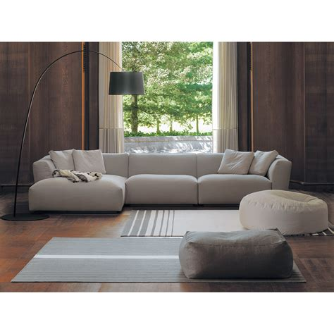 Loveseat Sectional Sofa by Elliot Sofa Lievore Altherr Molina Verzelloni Suite Ny