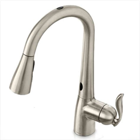 moen sensor faucet home technology and gadgets that make easier