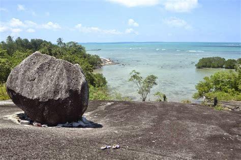 eksotik indonesia pulau belitung pulau surga  sumatera