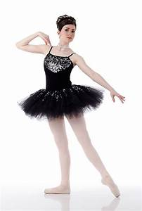 Black Swan Lake Ballet Tutu Nutcracker Christmas Dance ...
