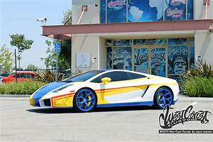 West Coast Customs Built: Chris Brown's Gallardo