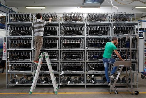 No one swings a pickaxe into rough stones in order to find additional bitcoins. Bitcoin's Electricity Consumption Could Be 0.5% Of World's Production In 2018
