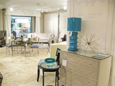 goods home furnishings  bernhardt interiors boutique
